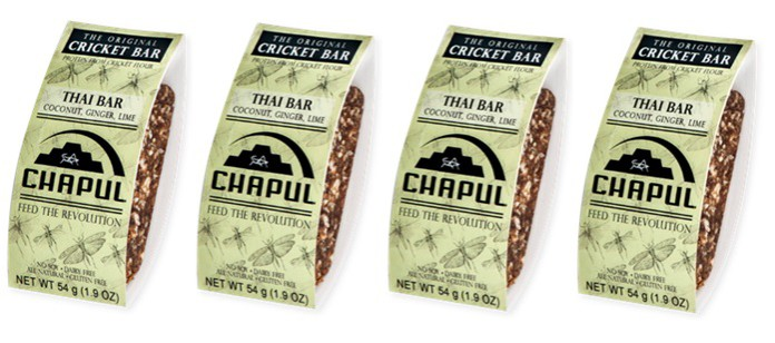 Chapul cricket bars
