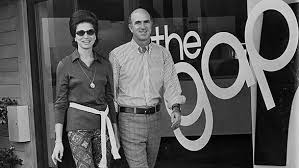Doris and Don Fisher